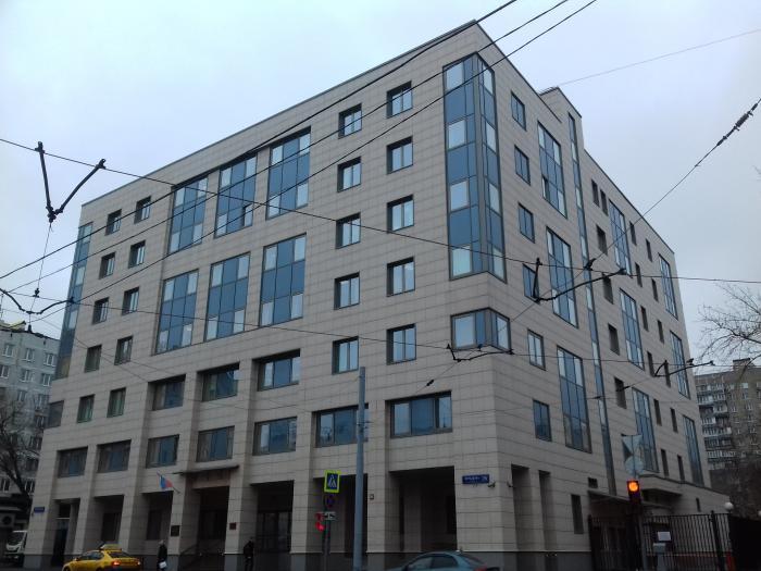 Бутырский районный суд Москвы