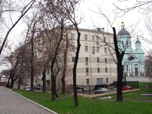 Лефортовский районный суд Москвы