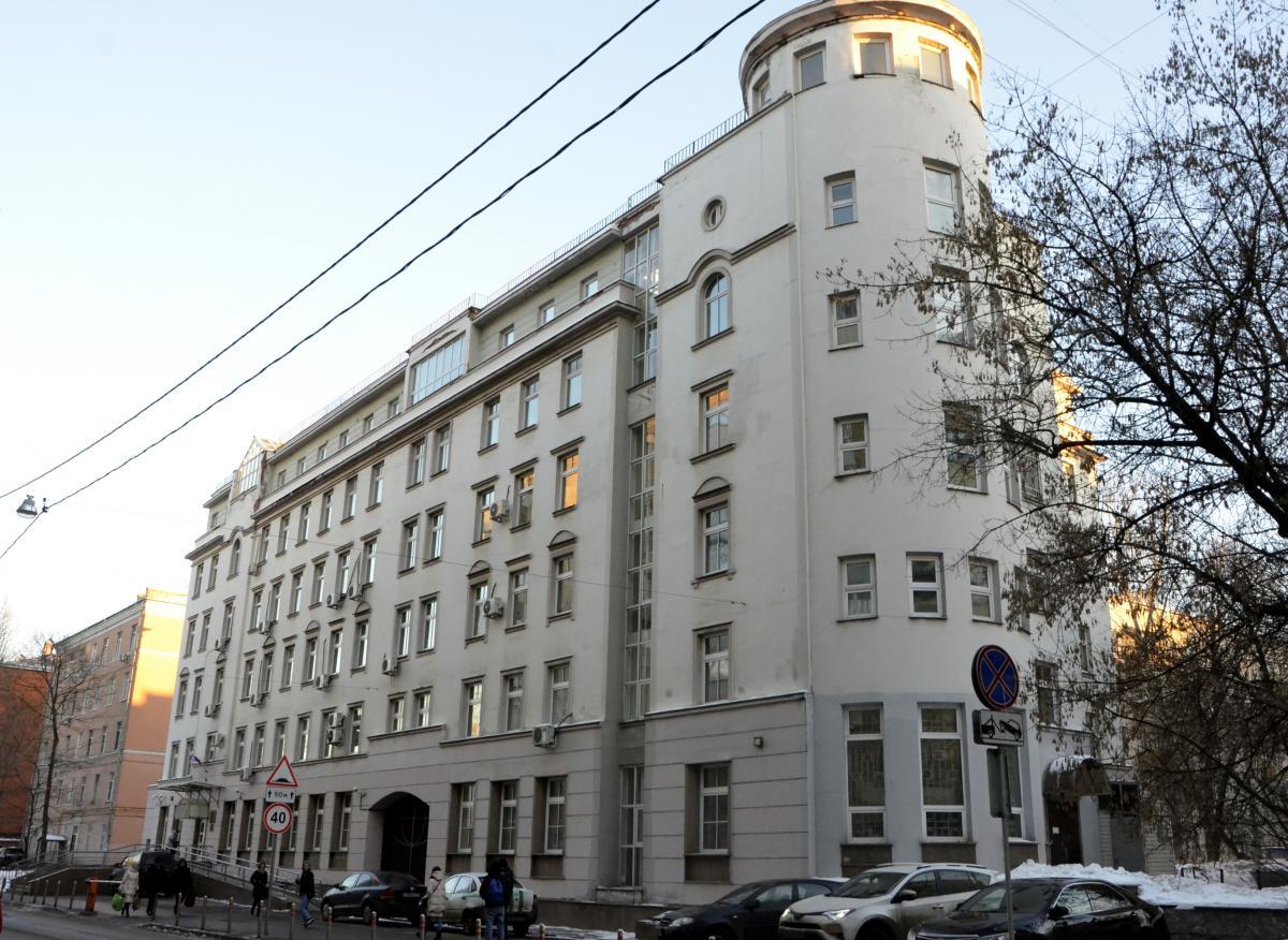 Замоскворецкий районный суд Москвы